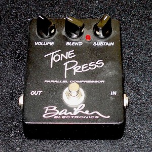 Barber TonePress